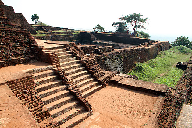 Sri Lankan Pyramids