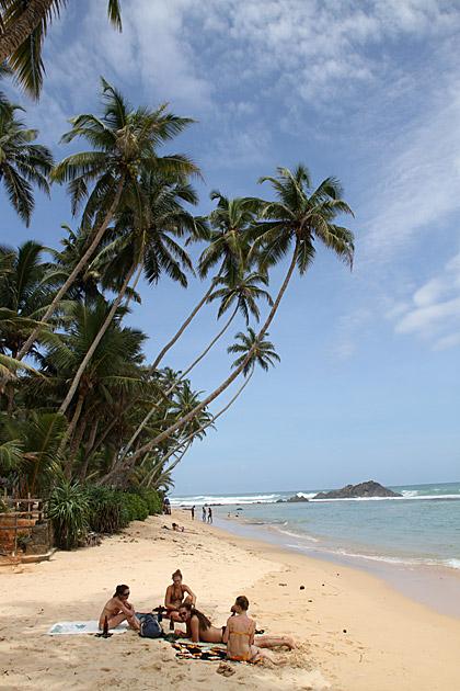 Chill Beach Sri Lanka