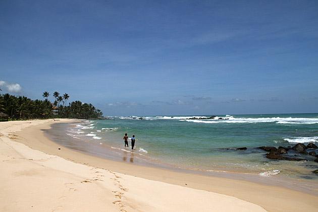 Wild Beach Sri Lanka