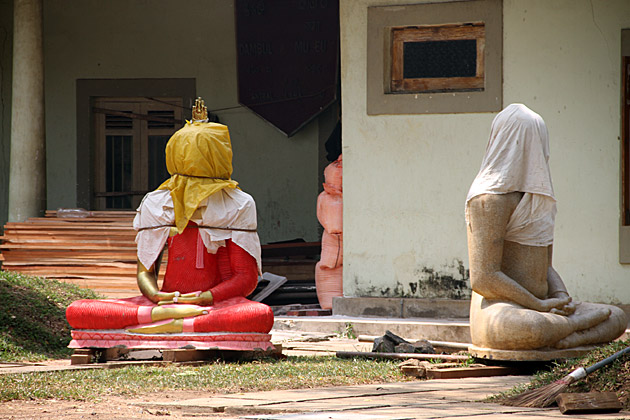 Buddha Wrap
