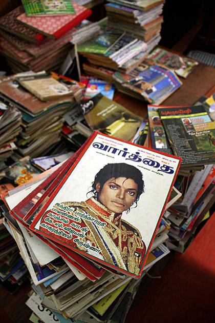 Michael Jackson Sri Lanka
