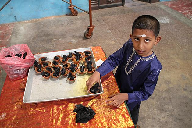 Kid Hindu