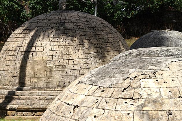 Palm-Stupa