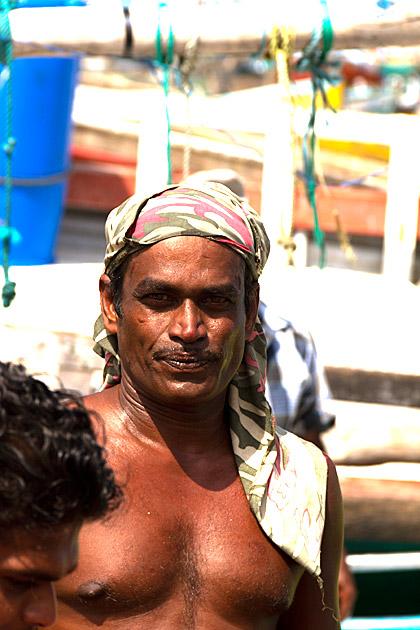 Tangalle-Fisherman