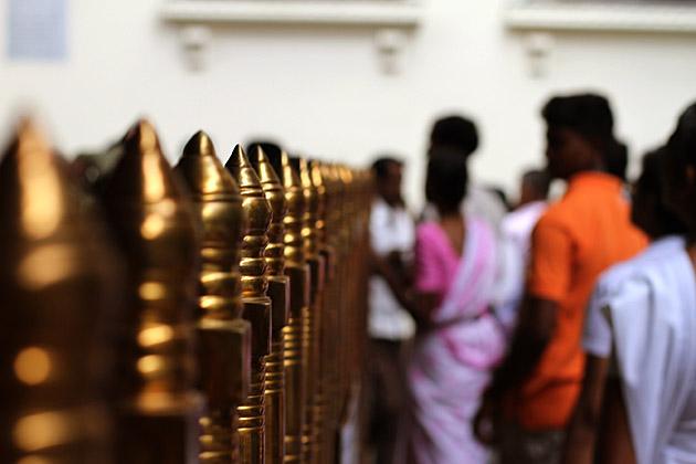 Golden Budda Gate