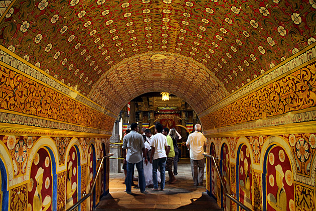 Tooth Temple Tunnel