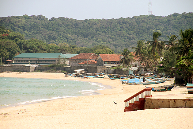 Trincomalee City Beach