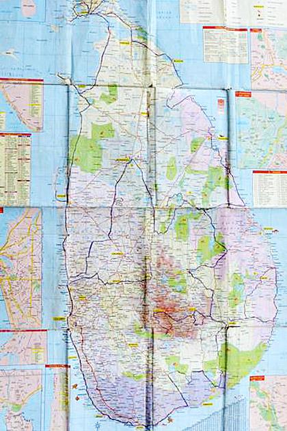 Tuk-Tuk-Map