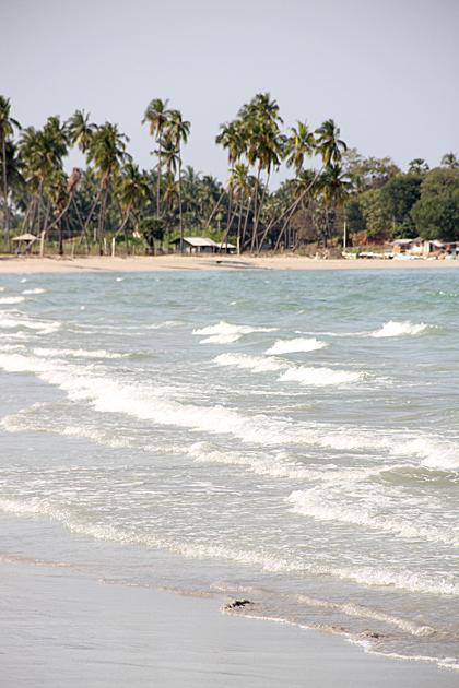 Asia Beach Vacation