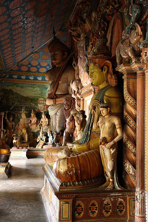 Wewurukannala-Temple