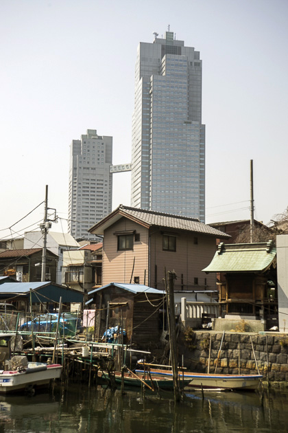 Fisher Village of Tsukishima
