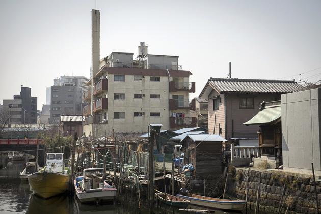 Fisher Village of Tsukishima