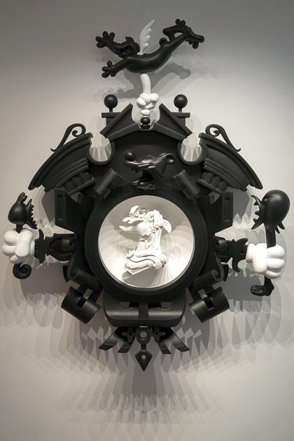 Hara Museum Buffe