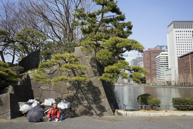 Hibiya Park & The Outer Palace Gardens