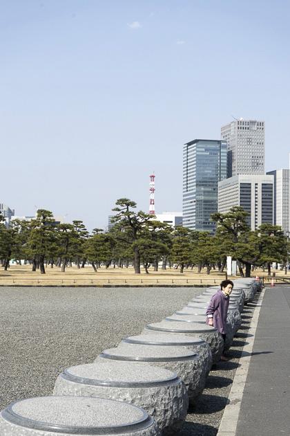 Hibiya Park & The Outer Palace Gardens