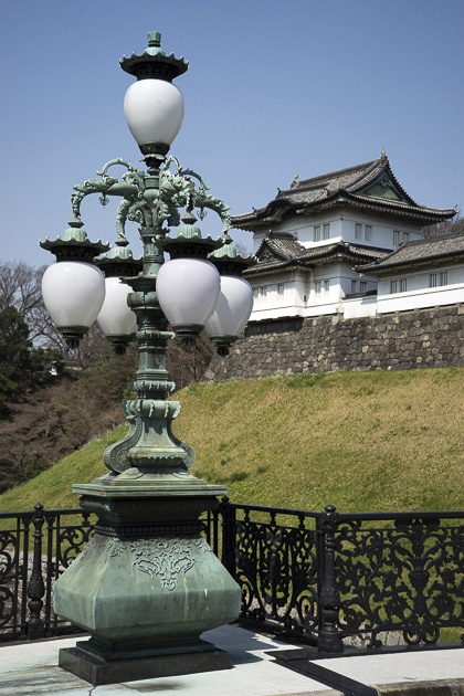 Imperial Palace Tour Tokyo