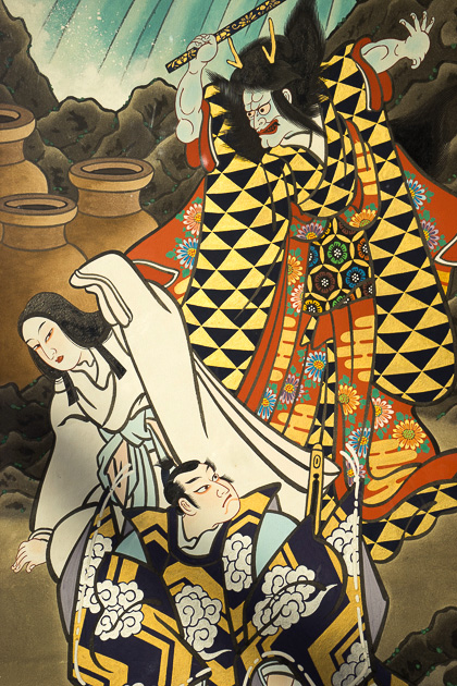 Kabuki Theater Tokyo
