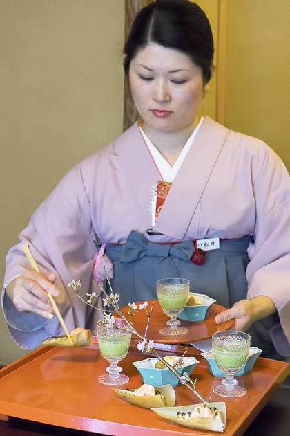 Kaiseki at Tofuya-Ukai