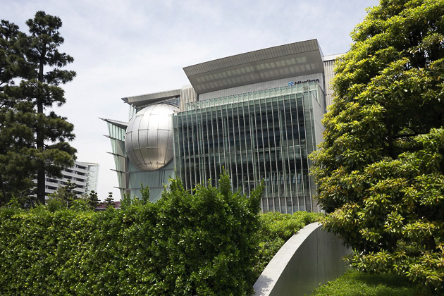 Miraikan Museum Tokyo