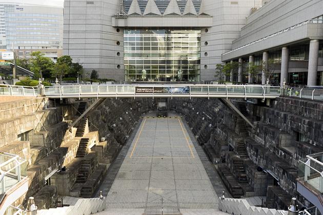 Modern Yokohama