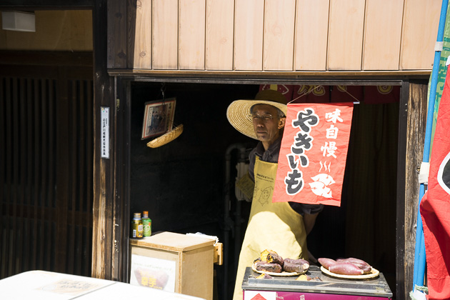 Sights in Kawagoe