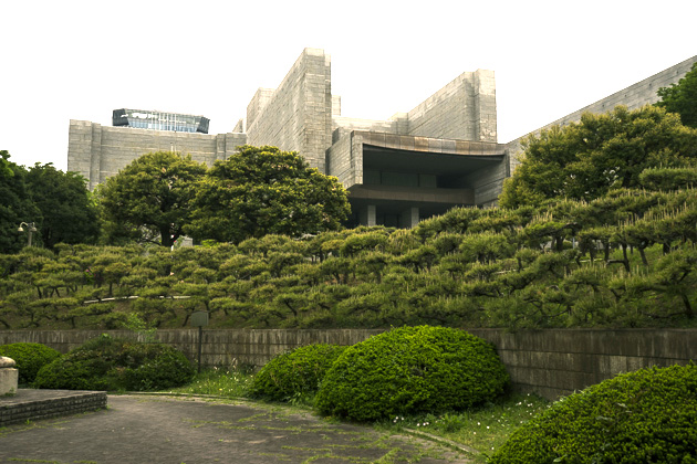 Nagatacho, Ark Hills and the Hie Shrine