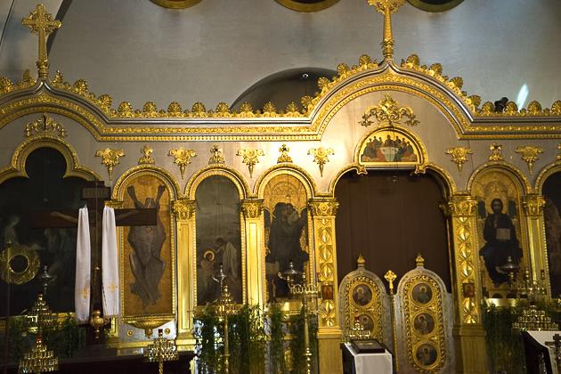 Nikolai Cathedral in Kanda