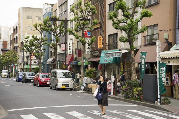 Ningyocho Doll Town District