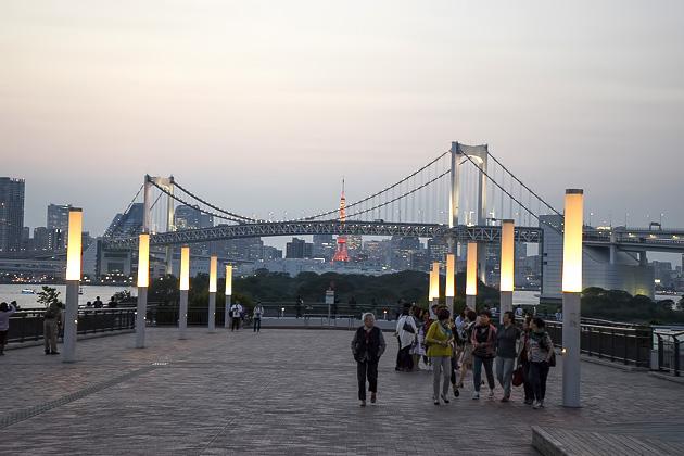 Odaiba Island Tokyo