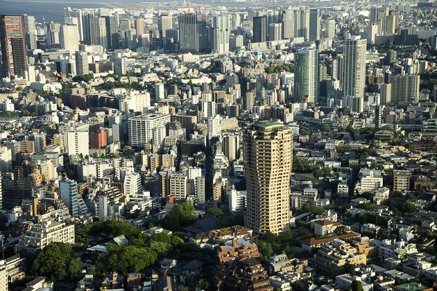 View Roppongi Hills