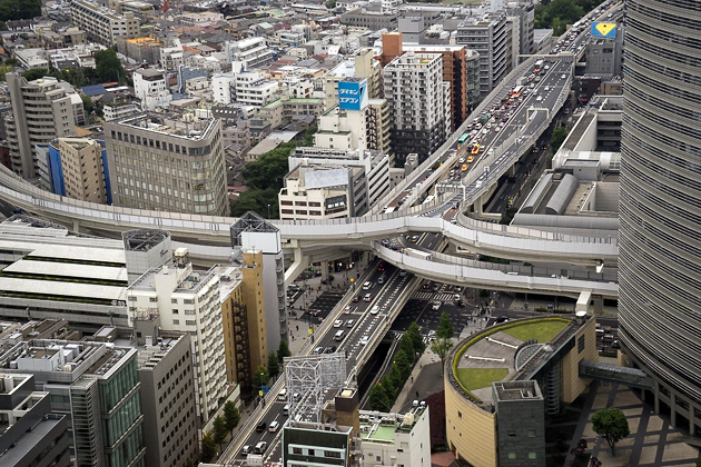 Shinjuku Skyscrapers