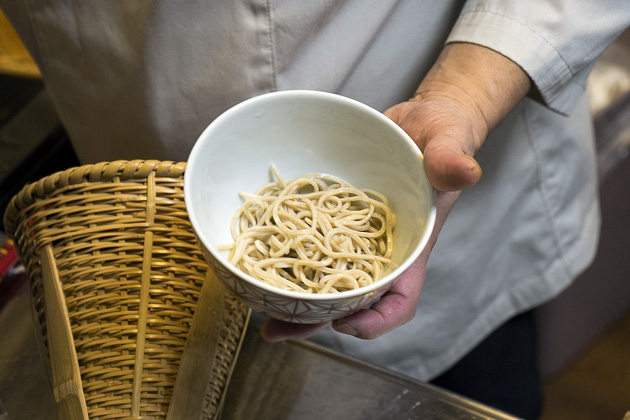 Soba Sushi Cooking Class