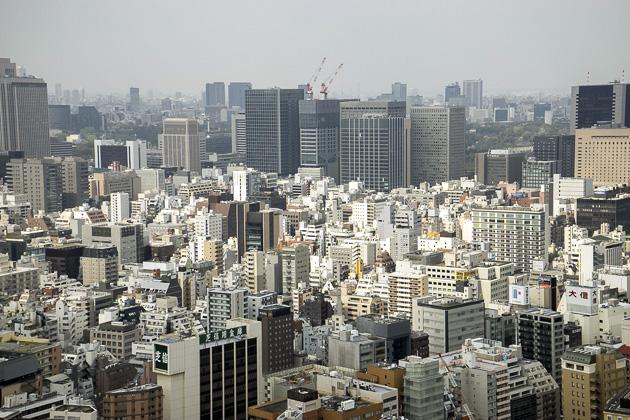 World Trade Center Tokyo Video