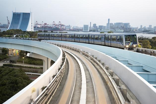 Yurikamome Monorail