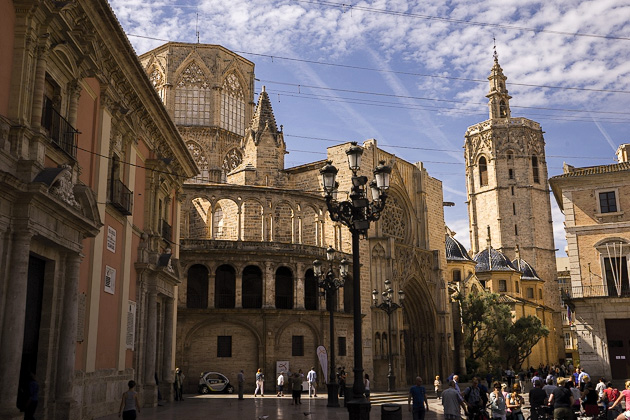 Cathedral Valencia