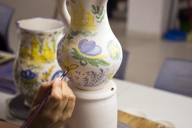 Manises Ceramics Workshop