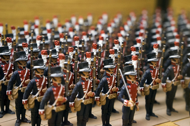 L'Iber Tin Soldier Museum