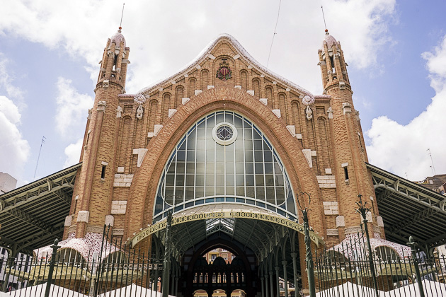 Mercado Colon Valencia