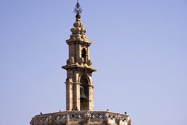 Micalet Bell Tower Valencia