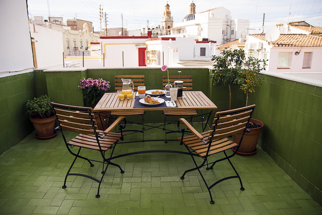 Apartment In Valencia