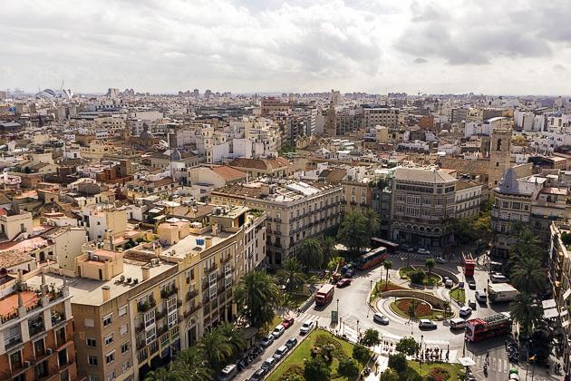 Plaza De La Reina Valencia