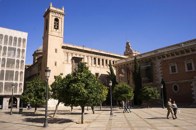 Plaza Patriarca