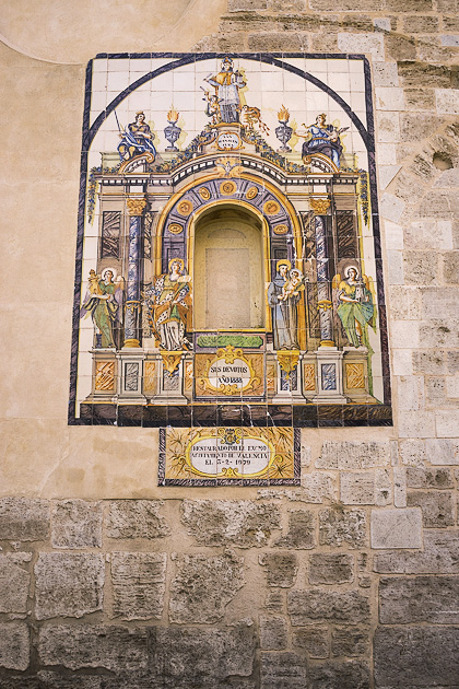 Santa Catalina Iglesia Valencia
