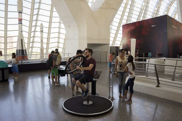 Science Museum Valencia