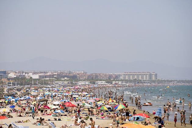 Valencia City Beaches