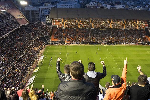 Mestalla Valencia CF