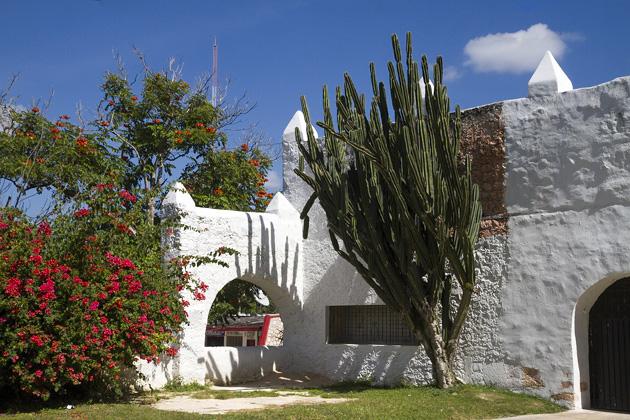 Caste War Museum in Tihosuco