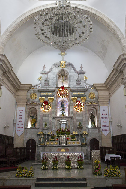 Campeche Church