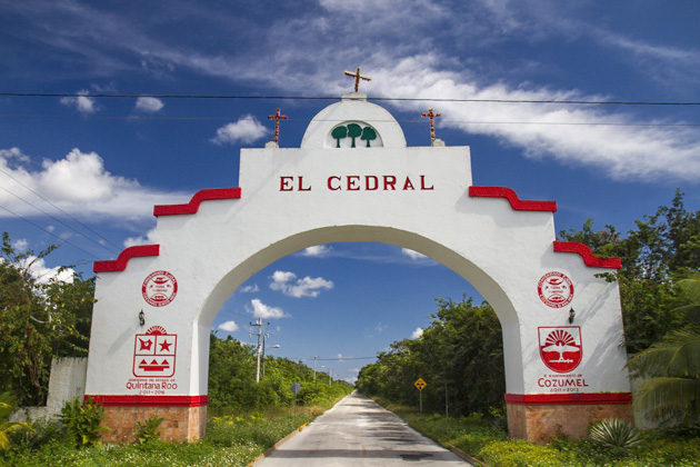 El Cedral and Cozumel's Atlantic Coast