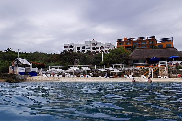 Garrafón Castilla Snorkeling